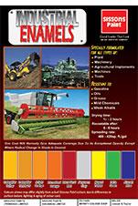 Enamels-Colours