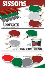Roofing-Colours